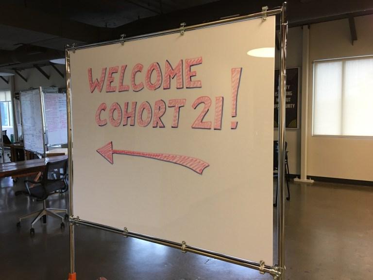 Welcome Cohort 21