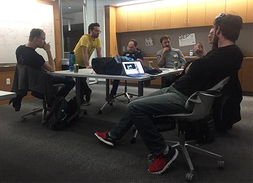 Nashville Software School & Global Game Jam