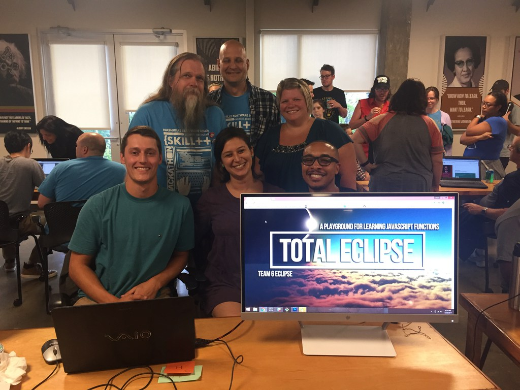 Team Total Eclipse