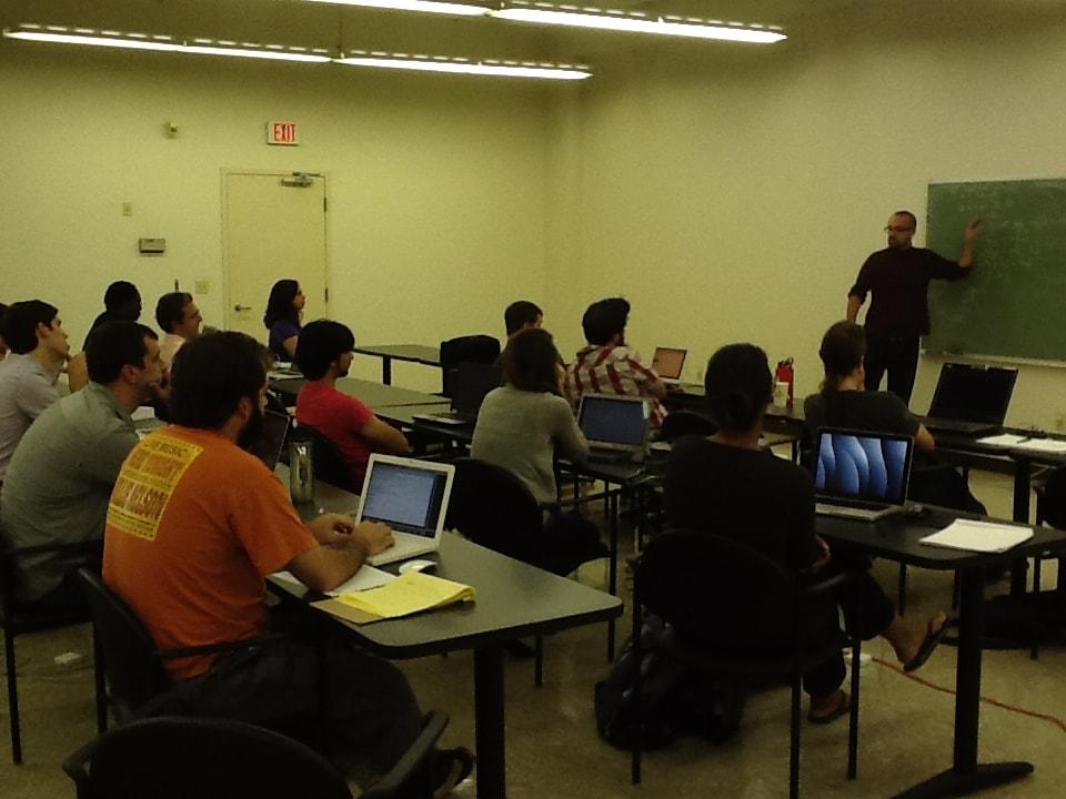 Classroom: Cohort1