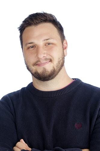 Nashville Software School graduate Chris Mellor