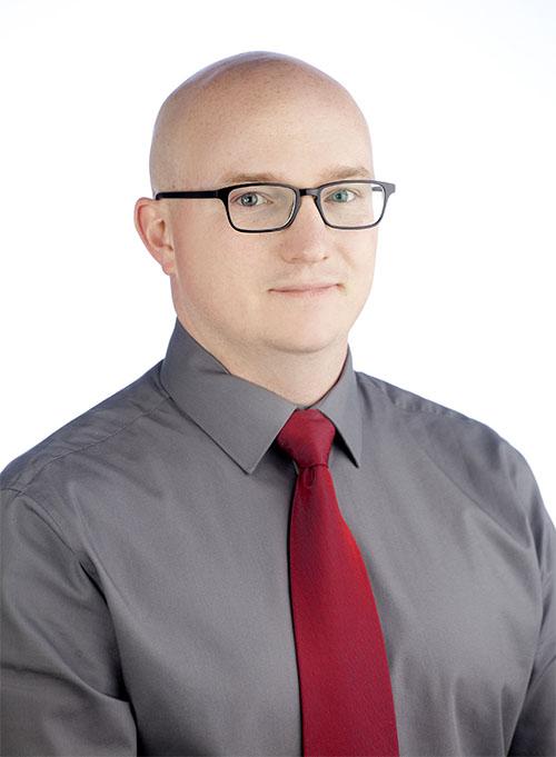 Nashville Software School graduate Daniel Babcock