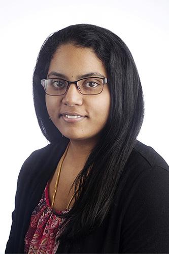 Nashville Software School graduate Krishnapriya Sivasubramanian