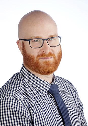 Nashville Software School graduate Matt Minner