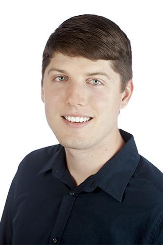 Nashville Software School graduate Mitchell Blom