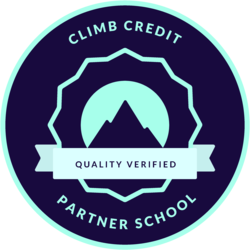 Climb Credit Verified Partner School